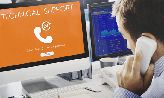Technical support Agilitec